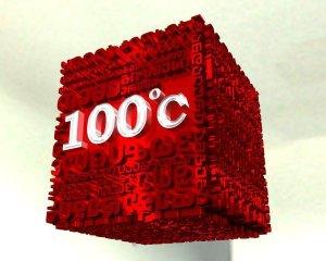 100 გრდუსი ცელსიუსით
