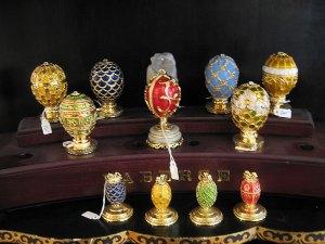 ფაბერჟეს კვერცხები