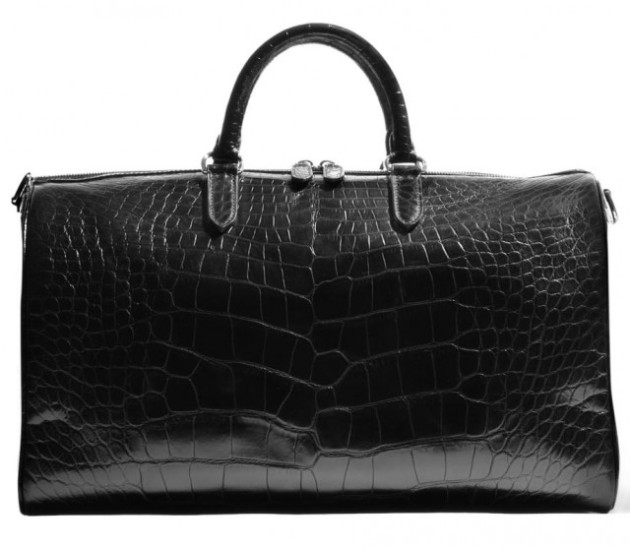 Ralph Lauren Alligator Weekend Bag, $24,000 via Mr. Porter