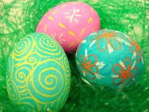 კვერცხების გაფორმება