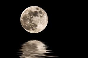 Moon.მთვარე