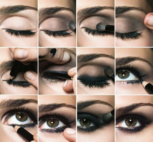 eyes-makeup თვალის მაკიაჟი