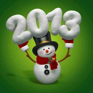 გილოცავთ ახალ 2013 წელს <3