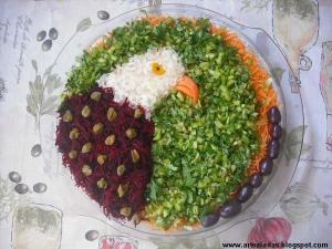 სალათები