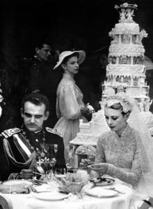 გრეის კელი და პრინც რეინიერ III. Grace Kelly and Prince Rainier III