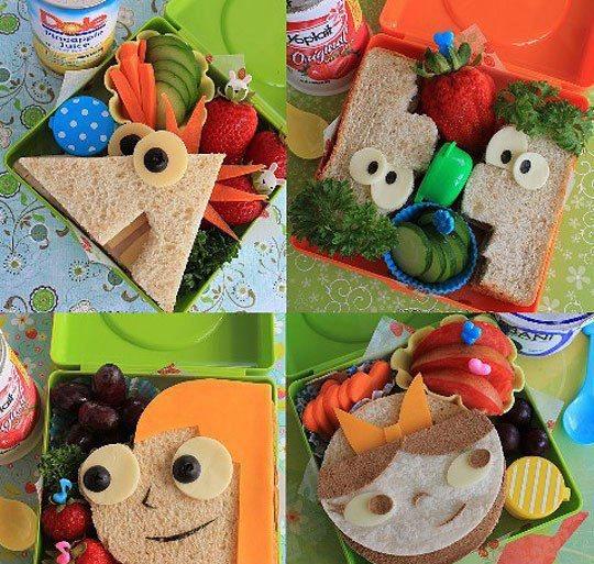 ბუტერბროდი/sandwich