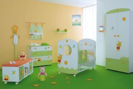 Baby-Nursery-Paint-Color.საბავშვო ოთახი