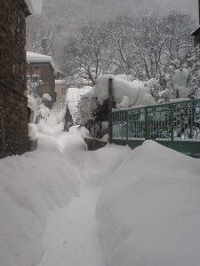 ფასანაური ზამთარში