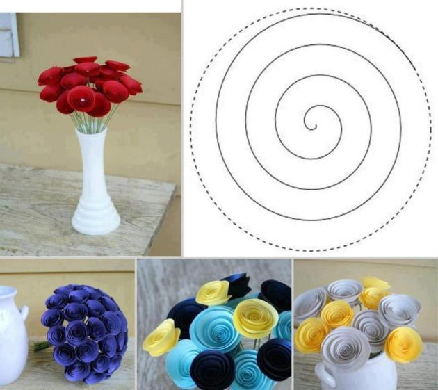 DIY flowers (9)
