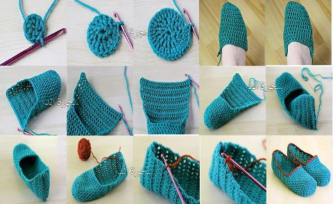 knitting baby shoes (10)