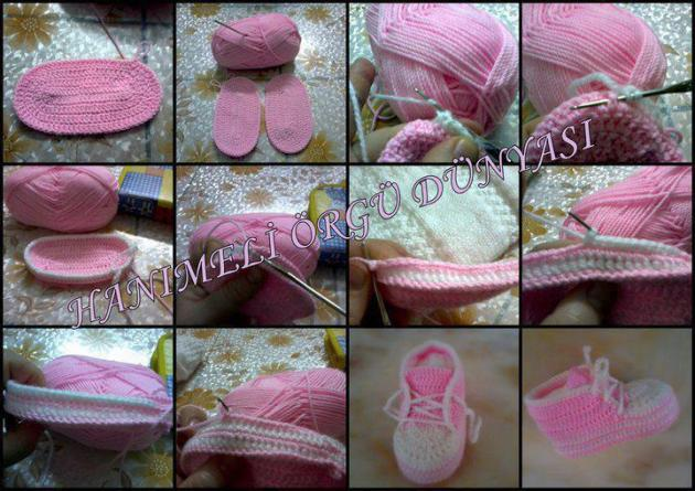 knitting baby shoes (7)