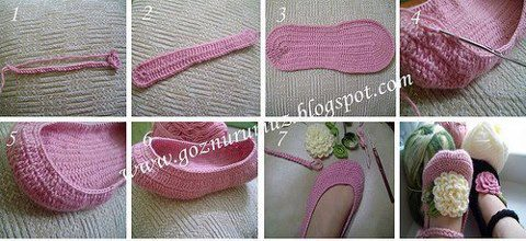 knitting baby shoes (8)